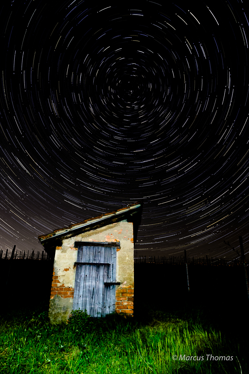 Star-Trail